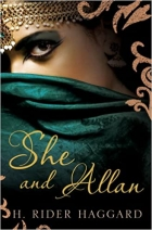 Book She and Allan free