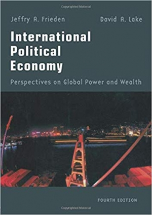 Download International Political Economy: Perspectives on Global Power and Wealth free book as pdf format