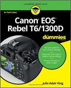 Book Canon EOS Rebel T6/1300D For Dummies free