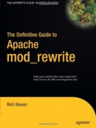 Book The Definitive Guide to Apache mod_rewrite free