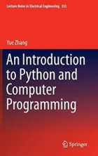 Book An Introduction to Python and Computer Programming free