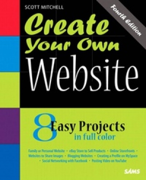 Download Create Your Own Website, 4th Edition free book as pdf format