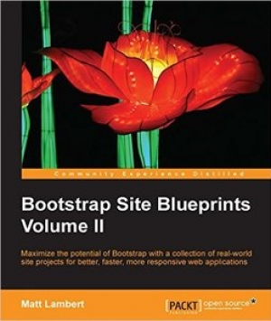 Download Bootstrap Site Blueprints Volume II free book as pdf format