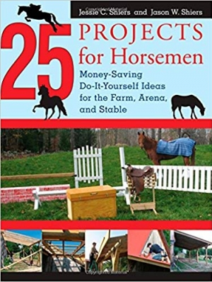Download 25 Projects for Horsemen: Money Saving, Do-It-Yourself Ideas For The Farm, Arena, And Stable free book as epub format