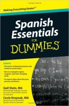Book Spanish Essentials For Dummies free