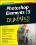 Book Photoshop Elements 13 For Dummies free