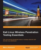 Book Kali Linux Wireless Penetration Testing Essentials free