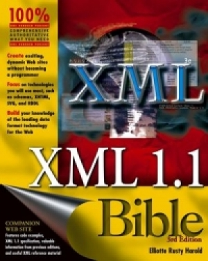 Download XML 1.1 Bible, 3rd Edition free book as pdf format