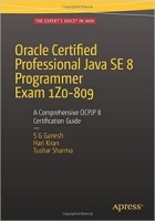 Book Oracle Certified Professional Java SE 8 Programmer Exam 1Z0-809 free