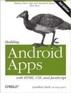 Book Building Android Apps with HTML, CSS, and JavaScript free