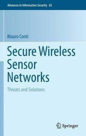 Download Secure Wireless Sensor Networks free book as pdf format