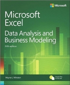 Book Microsoft Excel Data Analysis and Business Modeling, 5th Edition free
