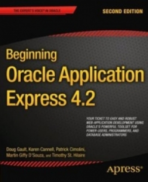 Download Beginning Oracle Application Express 4.2, 2nd Edition free book as pdf format