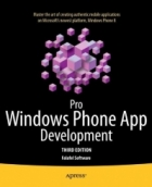 Book Pro Windows Phone App Development, 3rd Edition free