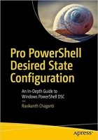Book Pro PowerShell Desired State Configuration, 2nd Edition free