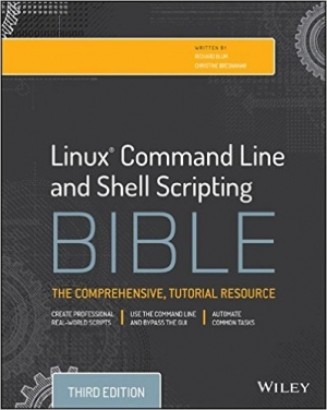 Download Linux Command Line and Shell Scripting Bible, 3rd Edition free book as pdf format