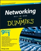 Book Networking All-in-One For Dummies, 4th Edition free