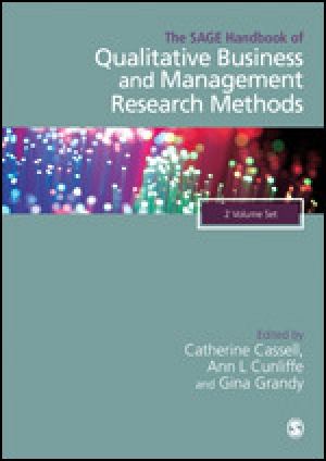 Download The SAGE Handbook of Qualitative Business and Management Research Methods free book as pdf format