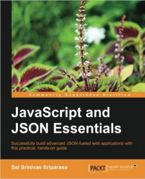 Download JavaScript and JSON Essentials free book as pdf format