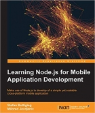 Book Learning Node.js for Mobile Application Development free