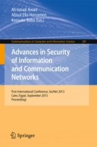 Book Advances in Security of Information and Communication Networks free