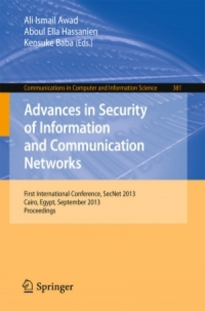 Download Advances in Security of Information and Communication Networks free book as pdf format