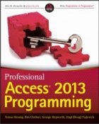 Book Professional Access 2013 Programming free