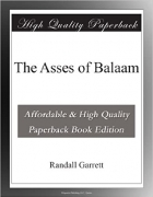 Book The Asses of Balaam free