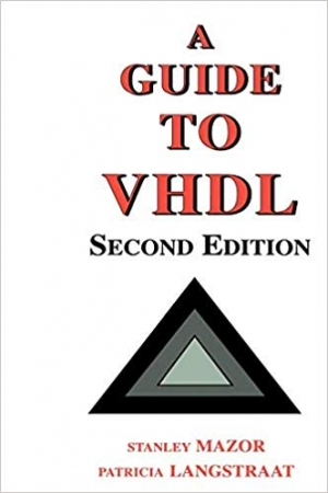 Download A Guide to VHDL free book as pdf format