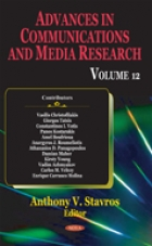 Advances in Communications and Media Research, Volume 12