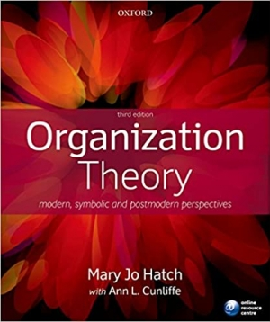 Download Organization Theory: Modern, Symbolic, and Postmodern Perspectives free book as pdf format