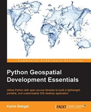 Download Python Geospatial Development Essentials free book as pdf format