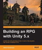 Book Building an RPG with Unity 5.x free