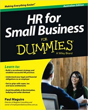 Download HR For Small Business For Dummies - Australia free book as epub format