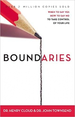 Download Boundaries: When to Say Yes, How to Say No to Take Control of Your Life free book as pdf format