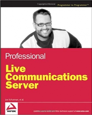 Download Professional Live Communications Server free book as pdf format