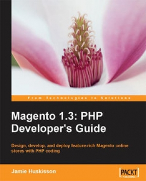 Download Magento 1.3: PHP Developer's Guide free book as pdf format