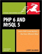Book PHP 6 and MySQL 5 for Dynamic Web Sites free