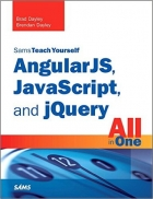 Book AngularJS, JavaScript, and jQuery All in One, Sams Teach Yourself free