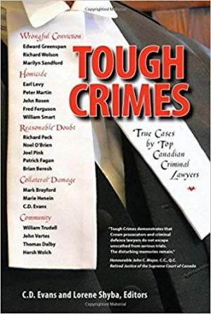 Download Tough Crimes: True Cases by Top Canadian Criminal Lawyers (True Cases Series) free book as epub format