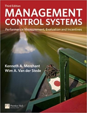 Download Management Control Systems: Performance Measurement, Evaluation and Incentives (3rd Edition) (Financial Times (Prentice Hall)) free book as pdf format
