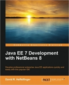 Book Java EE 7 Development with NetBeans 8 free