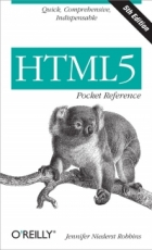 Book HTML5 Pocket Reference, 5th Edition free