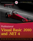Book Professional Visual Basic 2010 and .NET 4 free