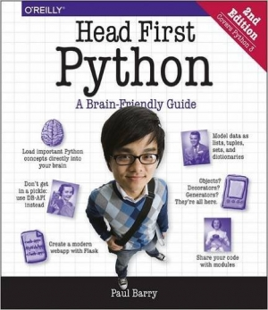 Download Head First Python, 2nd Edition free book as pdf format