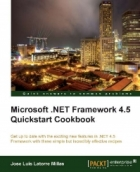 Book Microsoft .NET Framework 4.5 Quickstart Cookbook free