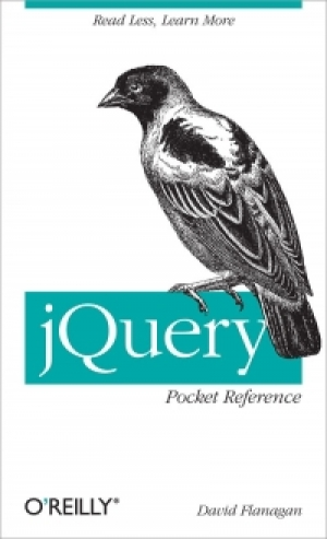 Download jQuery Pocket Reference free book as pdf format