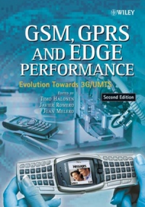 Download GSM, GPRS and EDGE Performance: Evolution Towards 3G/UMTS free book as pdf format