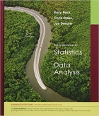 Book Introduction to Statistics and Data Analysis (with CengageNOW Printed Access Card) 3th (third) edition free