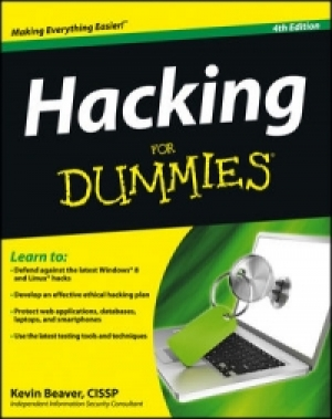 Download Hacking For Dummies, 4th Edition free book as pdf format